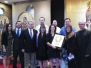 2012-09-30 Olympian Christina Loukas Honored